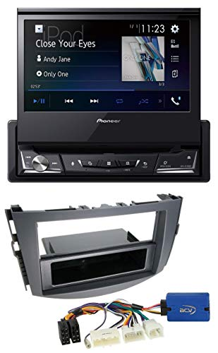 VH-A7100BT Bluetooth CD MP3 DVD USB Autoradio für Toyota RAV-4 (11-13) 28 Pin ()