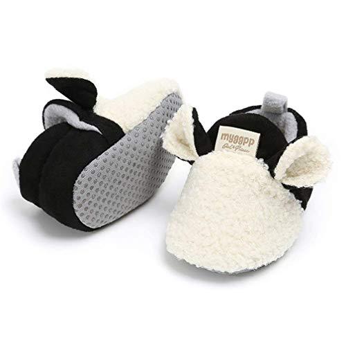 Zapatos Bebe Invierno, Botitas Bebé Recién Nacidos Niña Niño Botas Zapatos Calientes Botines Primeros...