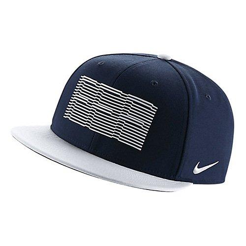 Nike Fff U Nk Squad Cap/Hat/Visor, Midnight Navy/White/Black/White, MISC
