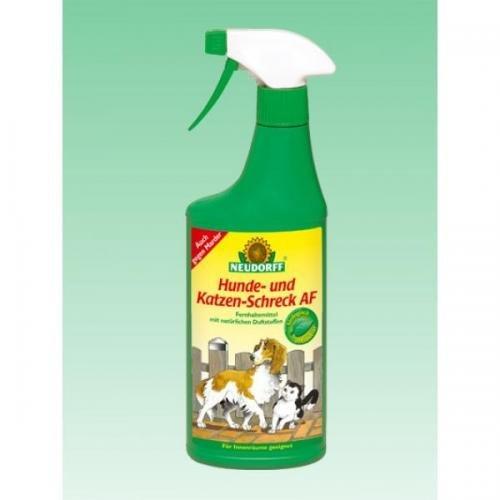 Neudorff Hunde- und Katzen-Schreck AF 500 ml, Ungezieferbekämpfung, Fernhaltemittel