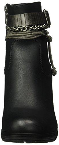 Refresh 62170, Bottes courtes  femme Noir - Noir