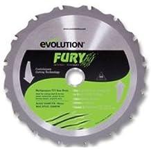 Evolution FURY - Disco multifunción (185 mm)