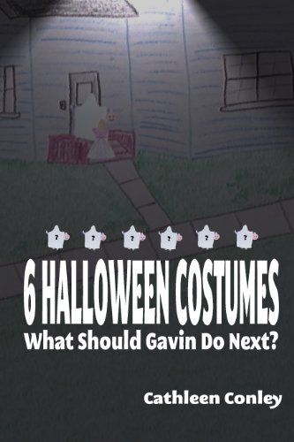 6 Halloween Costumes (What Should Gavin Do Next? Book 4) (English Edition)