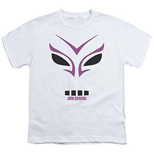 Warehouse 13 Science Fiction Fantasy TV Series Iron Shadow Big Boys T-Shirt Tee