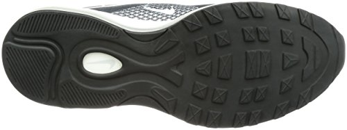 Nike Air Max 97 Ul 17, Scarpe da Ginnastica Uomo Nero (Black/Pure Platinum/Anthracite)