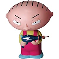 Preisvergleich für Talking Stewie Griffin Family Guy Bobble Bank Bobble Head by Wacky Wobbler