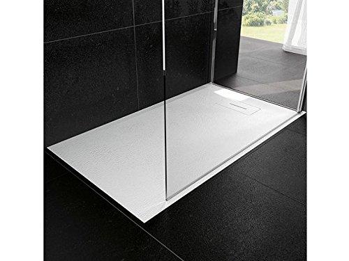 Receveur Novosolid de Novellini 90 x90 Blanc Mat