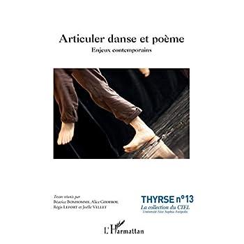 Articuler danse et poème: Enjeux contemporains