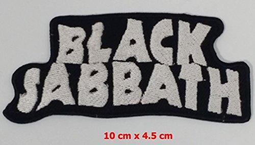 Toppa toppa patch toppa termoadesiva toppa black sabbath