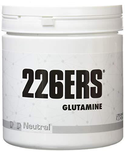 226ERS Glutamina - Sumplemento Ergogénico para la Construcción Muscular, Sin Gluten, Sin...