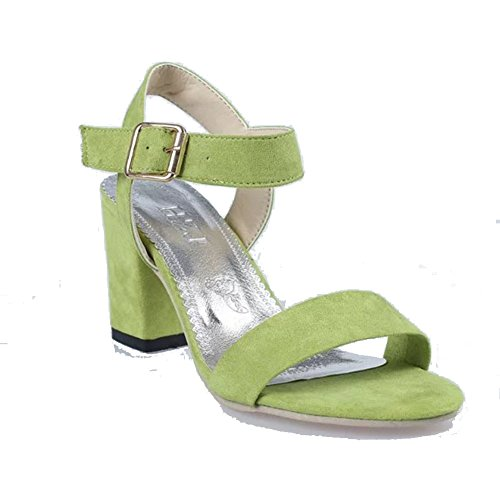 summer fashion sandales Lady Joker/Chaque mot dans la version coréenne de talons hauts la sangle mince/chaussures confortables open toe C