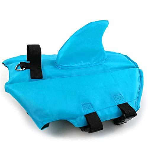 LOVEPET Haustier Badeanzug Haifischflossenhundeanzug Professionelle Hundeschwimmweste Hunde Aller Größen Kleidung Für Hunde