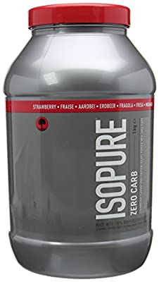 Isopure Zero Carb Whey Protein Isolate Powder