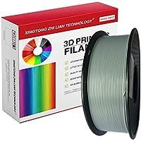 Filament d'imprimante 3D PLA de 1,75 mm, filament d'impression PLA 3D pour imprimante 3D et stylo 3D(2,2 lb)