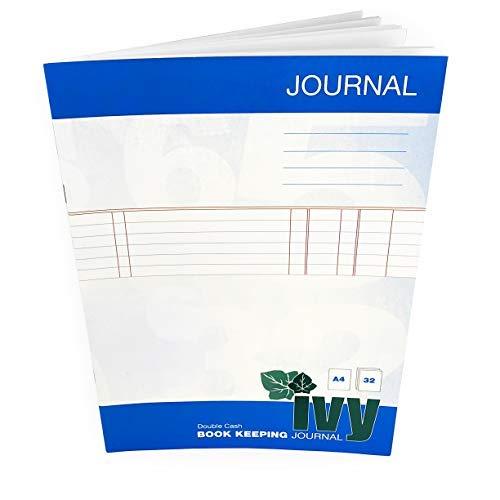 Ivy Tagebuch, doppeltes Bargeld, A4-32 Seiten, 80 g/m²