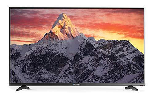 Blaupunkt 4K Ultra HD Smart TV, 127 cm (50 Zoll), WiFi, DLNA, Miracast, Triple-Tuner, BLA-50/405V-GB-11B4-UEGBQPX-EU