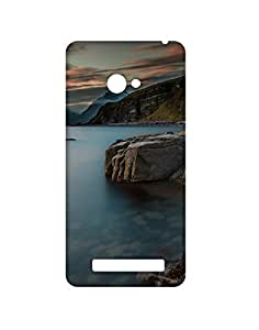 Mobifry Back case cover for HTC Windows Phone 8S Mobile ( Printed design)