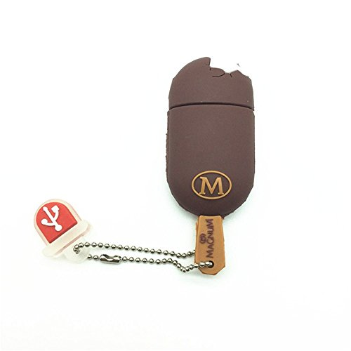 Mignon Chocolat Ice Cream 16Go USB 2.0Flash Memory Stick Meilleur...