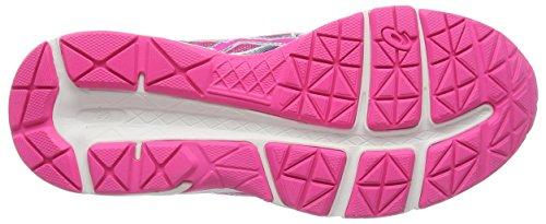 Asics - Gel-contend 3, Scarpe da corsa Donna Bianco (White/Hot Pink/Indigo Blue 0134)