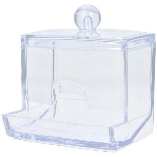 Promobo Wattestäbschen-Spender, transparent
