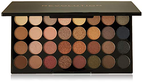 immers And Matte Nudes Ultra 32 Eyeshadows Flawless Palette ()