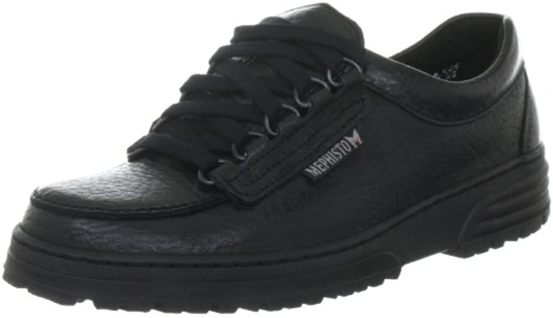 Mephisto WANDA BAMBY 400 BLACK P1376177 - Zapatos casual de cuero para mujer