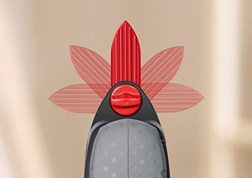 Skil 6-in-1 Multischleifer FOX 7226 AC (250W, 6-in-1 Gerät: Schwingschleifer, Exzenterschleifer, Deltaschleifer, 3x Spezialaufsätze mit 12 tlg. Schleifpapierset und Tasche)