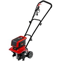 MANTIS Motobineuse électrique 3450-02 - 1000W, Largeur de Travail 30cm, Profondeur de Travail jusqu'à 23cm