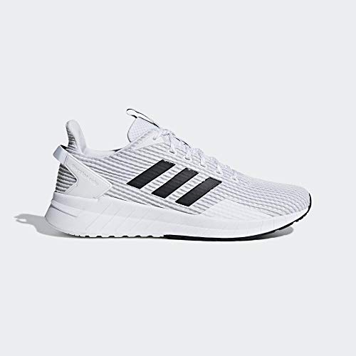 Adidas Questar Ride, Herren Laufschuhe, Weiß (Ftw Bla/Negbás/Gridos 000), 44 2/3 EU