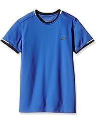 Lotto Sport T-Shirt Aydex B - Vestidos de tenis para niña, color Turquesa, talla M