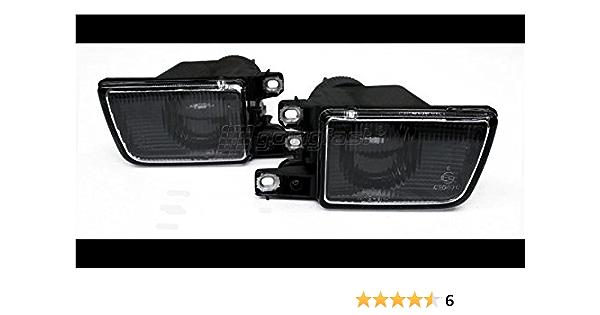 Nebelscheinwerfer Set Links Rechts Schwarz Mit E Prüfzeichen Eintragungsfrei Auto