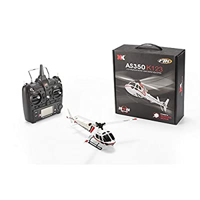 CQL Remote control helicopter 6-channel 6-axis gyroscope three-blade aileron real machine proportional design aircraft model electric remote control drone