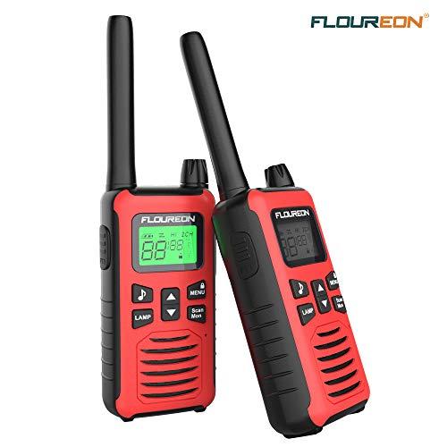 floureon 2 x Ricetrasmittente PMR Radio...