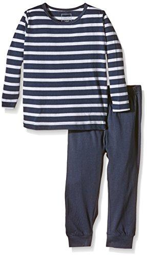 NAME IT NAME IT Baby-Jungen Zweiteiliger Schlafanzug NITNIGHTSET M B NOOS Mehrfarbig (Dress Blues) 92