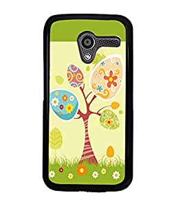 Fuson 2D Printed Designer back case cover for Motorola Moto X - D4309