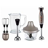 Tefal HB155A Masterblend Activflow Power Cam Blender Set, 1000 W, 1.5 L Hazne