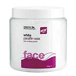 Strictly Professional WEIßES PARAFFIN WACHS 500g CODE: SPD0072