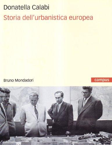 Storia dell'urbanistica europea