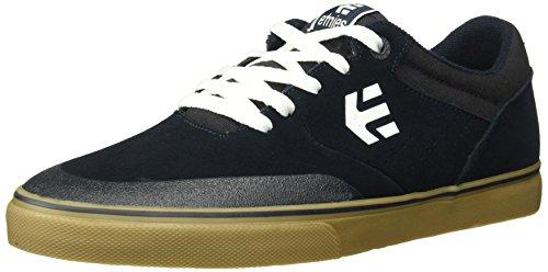 Etnies Herren Marana Vulc Skateboardschuhe, Blue (Navy/White/Gum), 46 EU -