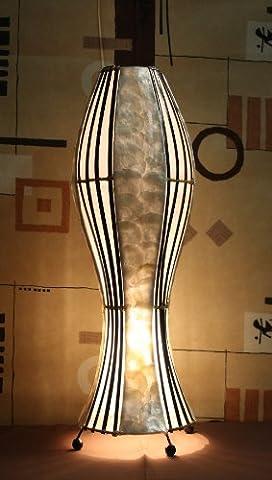 Asiatische Tischleuchten Udon Shell S (LA22-06/FS/S), Tischlampen, Designer Stimmungsleuchten, Bali