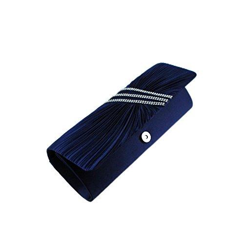 XPGG - Borsetta senza manici donna Navy Blue