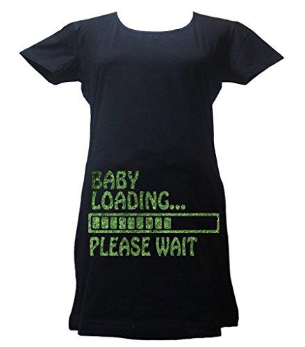 bddaf5dfe ▷ ▷ ❤ Camisetas Loading bebé o Cargando bebé o Instalando Bebé