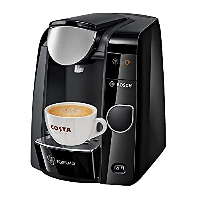 Tassimo by Bosch T45 Joy Coffee Maker - Black.