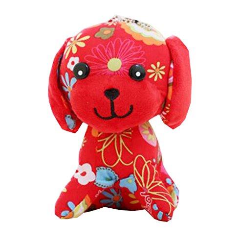 20cm hoch 2018 Chinesisches Neujahr Plüsch Puppe Spielzeug Geschenk (Hund) für Kinder oder Kind, b