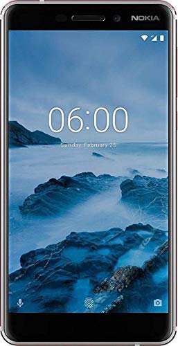 (CERTIFIED REFURBISHED) Nokia 6.1 (2018) (3GB + 32GB, White-Iron)