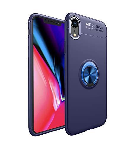 Forhouse iPhone Xr Hülle, iPhone Xr TPU Hülle Ultra Dünn Weiches Silikon TPU Stoßfestigkeit Anti-Scratch Handyhülle für iPhone Xr
