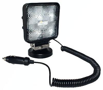 LAS 13510 LED Arbeitsscheinwerfer 12 und 24 V mit Magnetfuß von LAS - Lampenhans.de