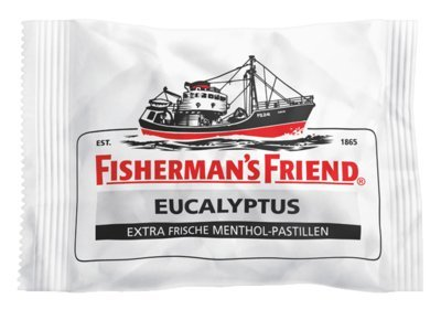 Fishermans Friend Pastillen (Fishermans Friend Eucalyp 25 g)