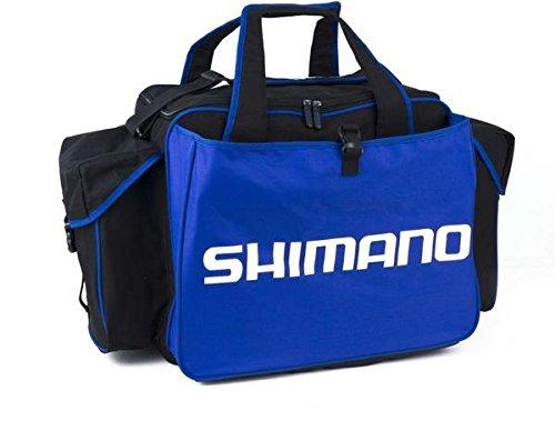 Shimano allround dura dl deluxe carryall borsa da pesca, 52x 32x 43cm, shallr01