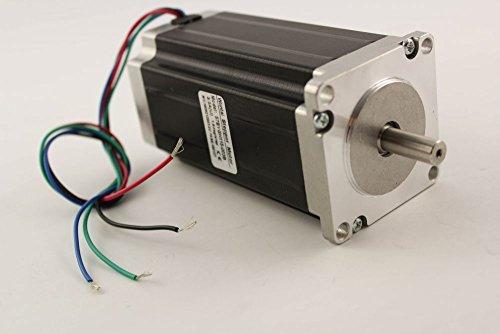 Nema 23 Schrittmotor 57BYGH115-003B - Doppelte Wellen-motor